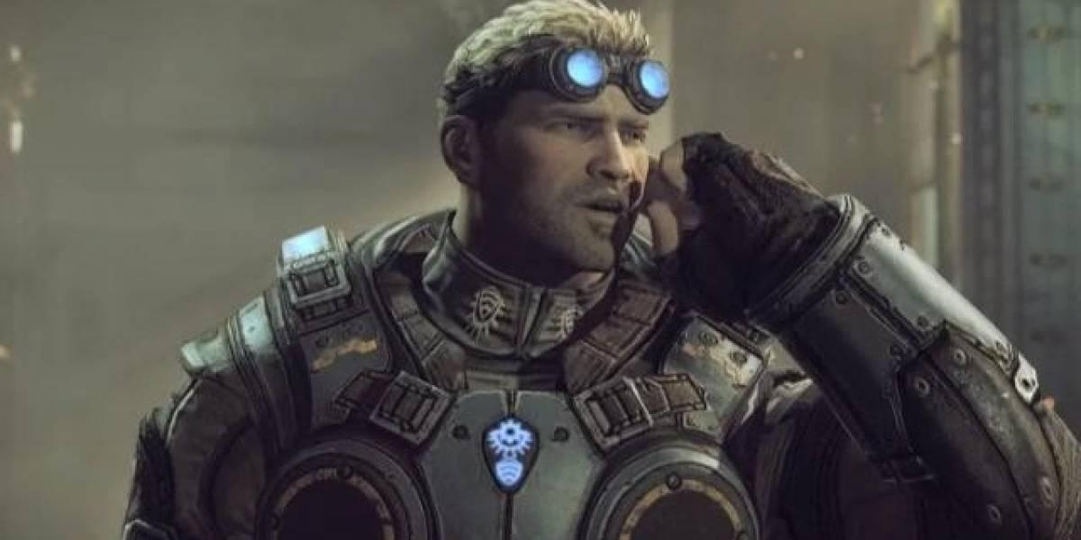 VGA 12: Damon Baird es la estrella en el nuevo tráiler de Gears of War Judgment