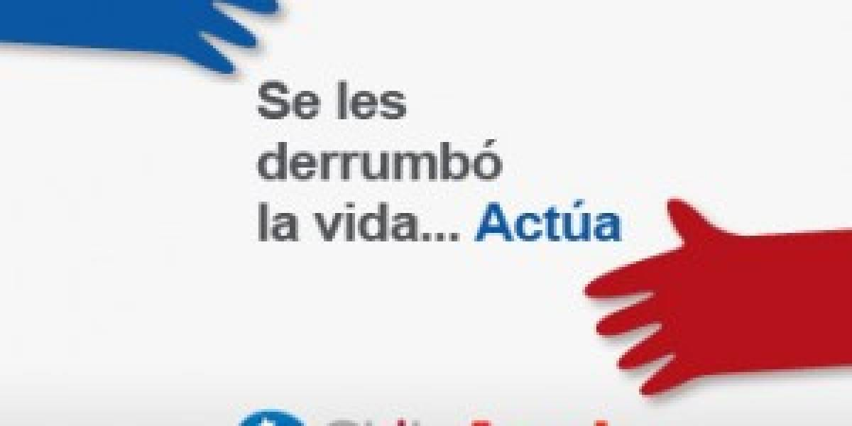 ChileAyuda.com: Digitales por Chile actúan tras el terremoto