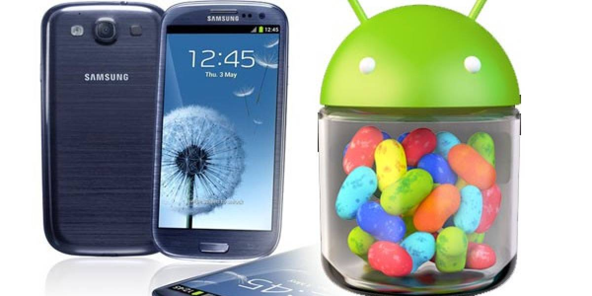 Actualiza tu Samsung Galaxy SIII (GT-I9300) a Android 4.1.2 Jelly Bean Premium Suite [W Tip]