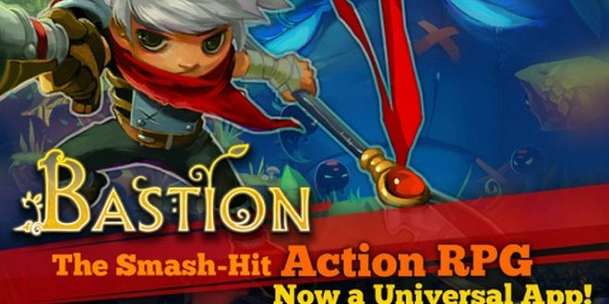 Supergiant Games actualiza Bastion para iOS con soporte para iPhone 5
