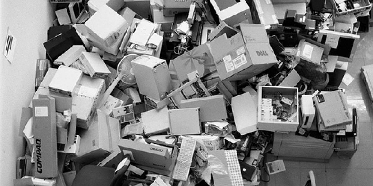 Argentina reciclará basura electrónica este viernes y sábado
