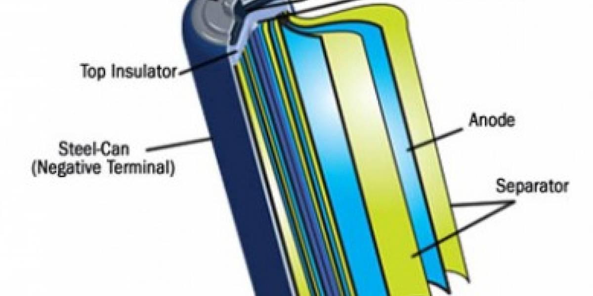 Hitachi crea baterías que duran 10 años
