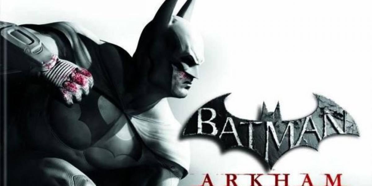 Así es como lucirá la caja de Batman: Arkham City