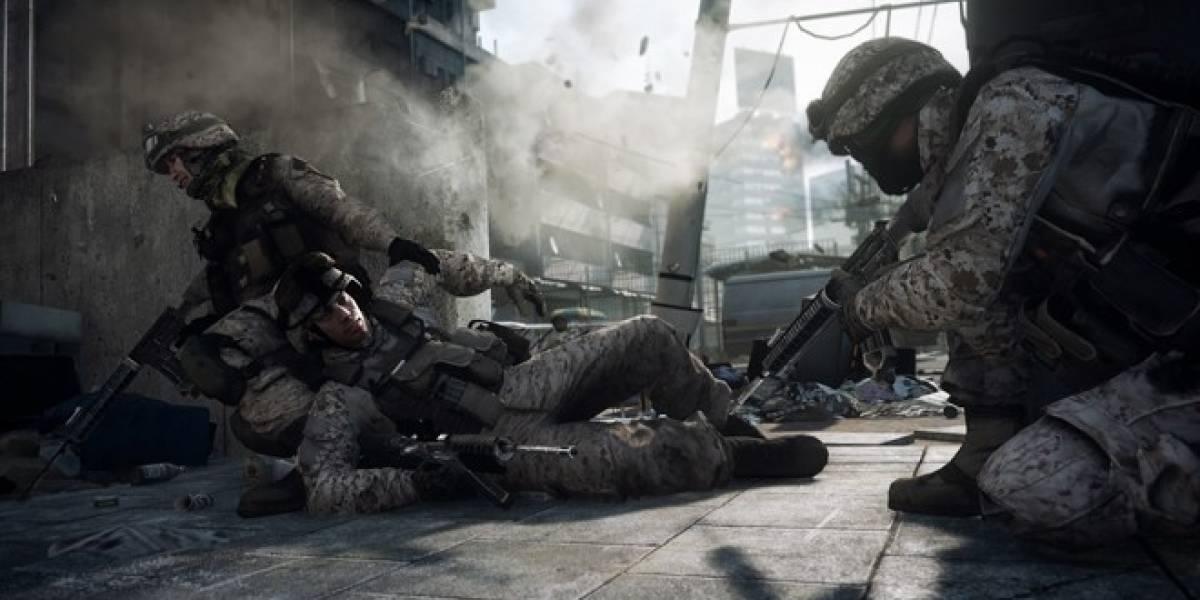 DICE cuadriplica el número de servidores oficiales en Battlefield 3