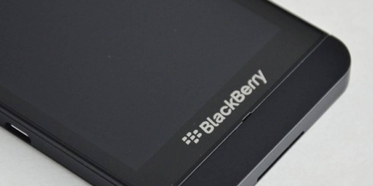 El 83% de las personas en EE.UU. no sabe que lanzaron BlackBerry 10