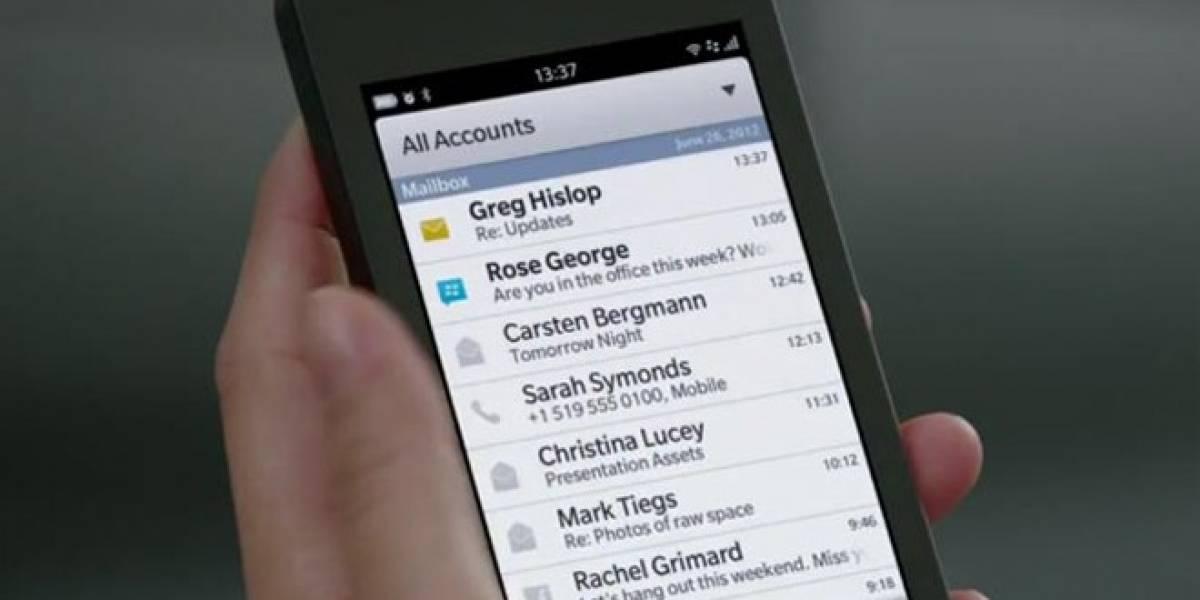 RIM asegura que BB10 tendrá más de 70.000 apps listas a su lanzamiento