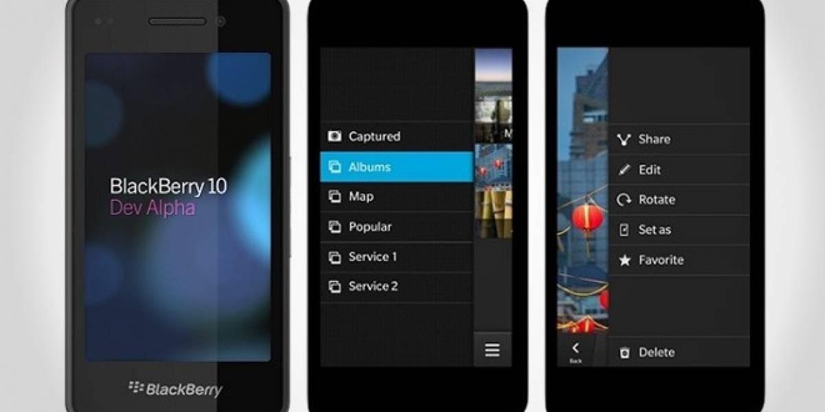 Expectación sobre BlackBerry 10 ayuda a que las acciones de RIM suban