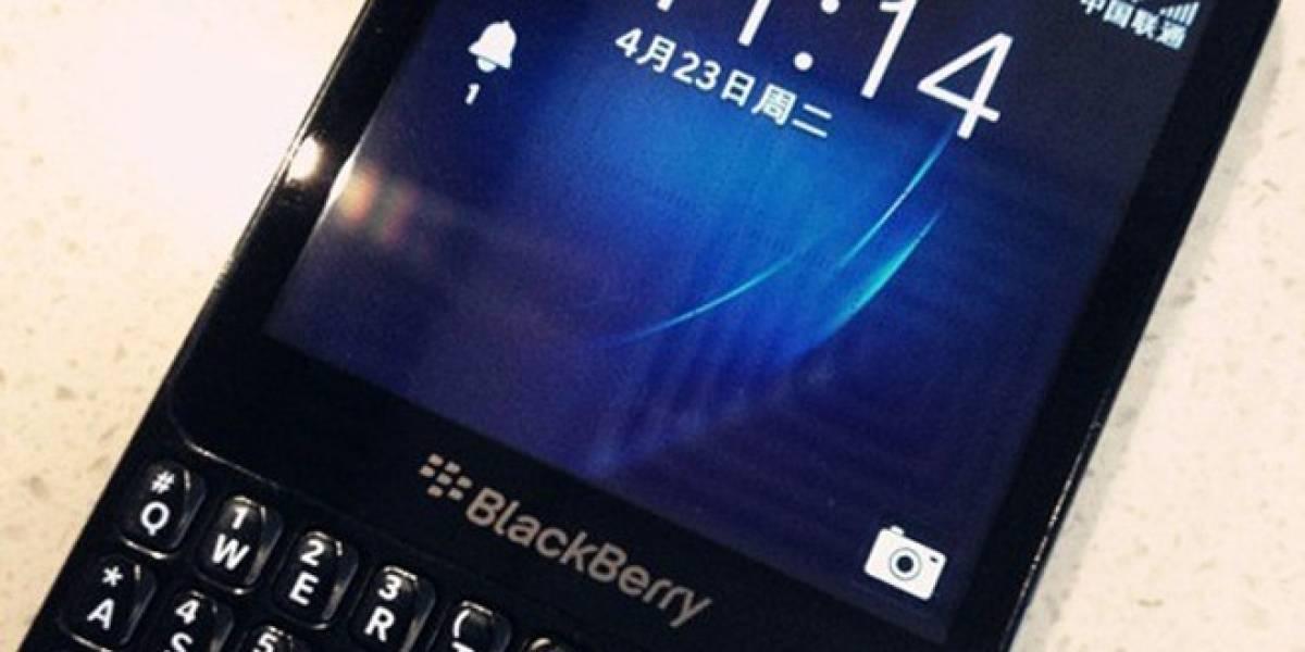 Se filtran nuevos detalles y características del BlackBerry R10