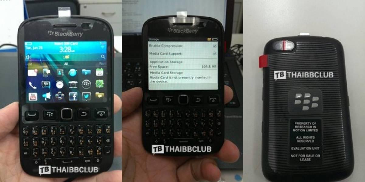 ¿BlackBerry prepara un nuevo equipo sin BlackBerry 10?