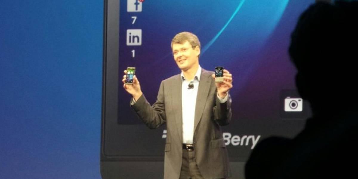 Así fue la cobertura en vivo del lanzamiento de BlackBerry 10