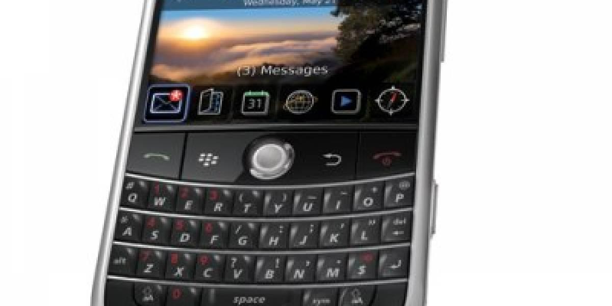 Telcel presenta el BlackBerry Bold en México