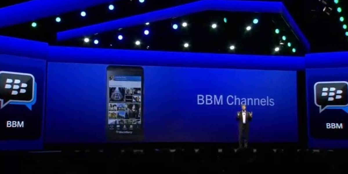 BlackBerry lanza BBM Channels, instancia de interacción en tiempo real entre usuarios y marcas
