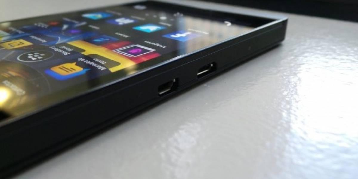 El BlackBerry Z10 estaría teniendo muy buenas ventas