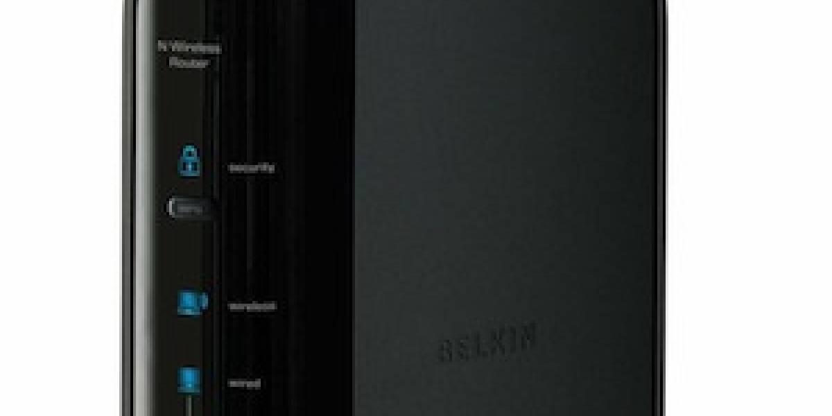 México: Router Belkin con seguridad WPS