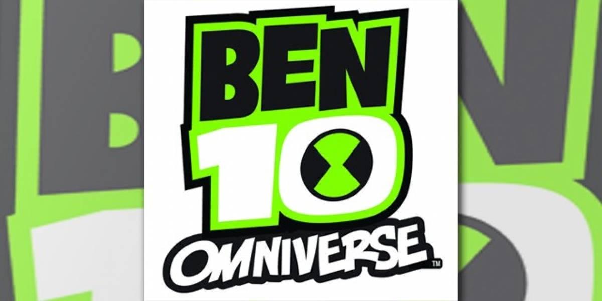 Ben 10 Omniverse se lanzará a finales de 2012
