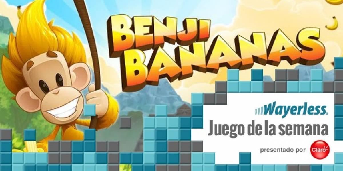 Benji Bananas [Juego de la Semana]