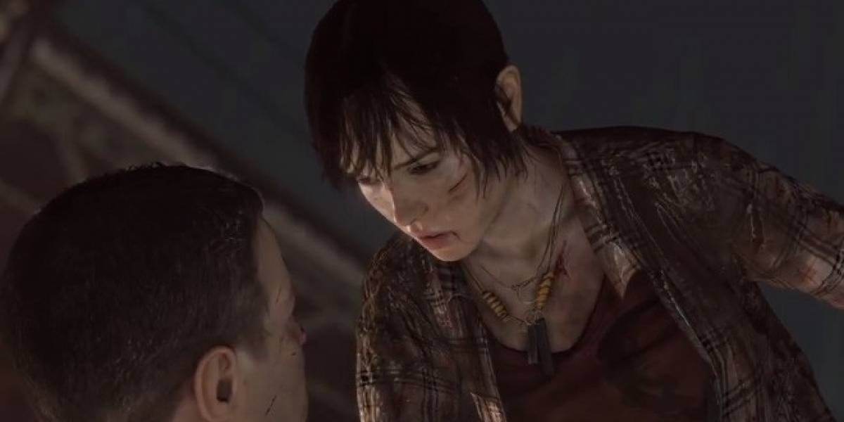 E3 2012: Quantic Dream presenta Beyond Two Souls