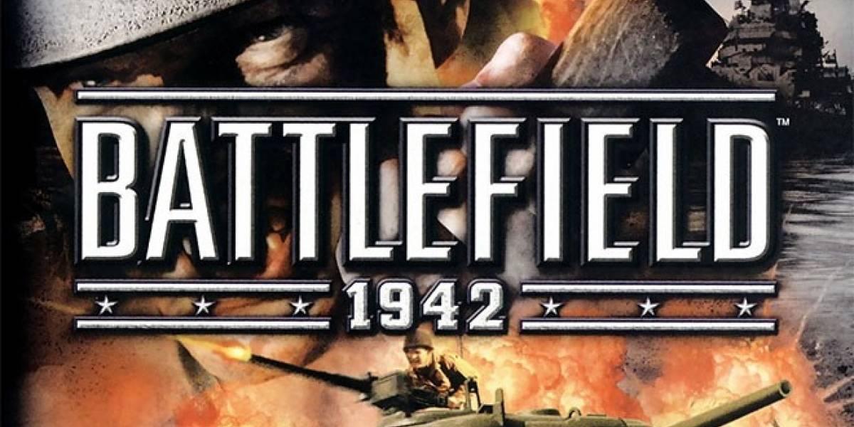 Battlefield 1942 es gratis para celebrar diez años de la franquicia