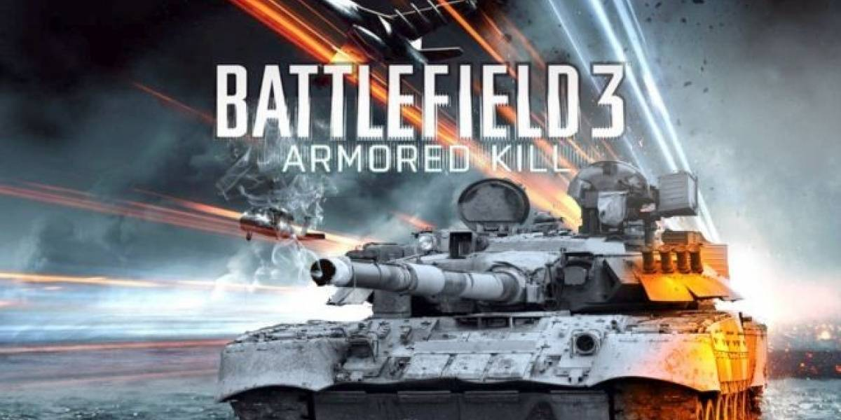 Battlefield 3: Armored Kill ya cuenta con fecha de salida