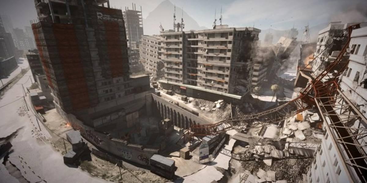 Conozcan el mapa Epicenter en el nuevo video de Battlefield 3: Aftermath