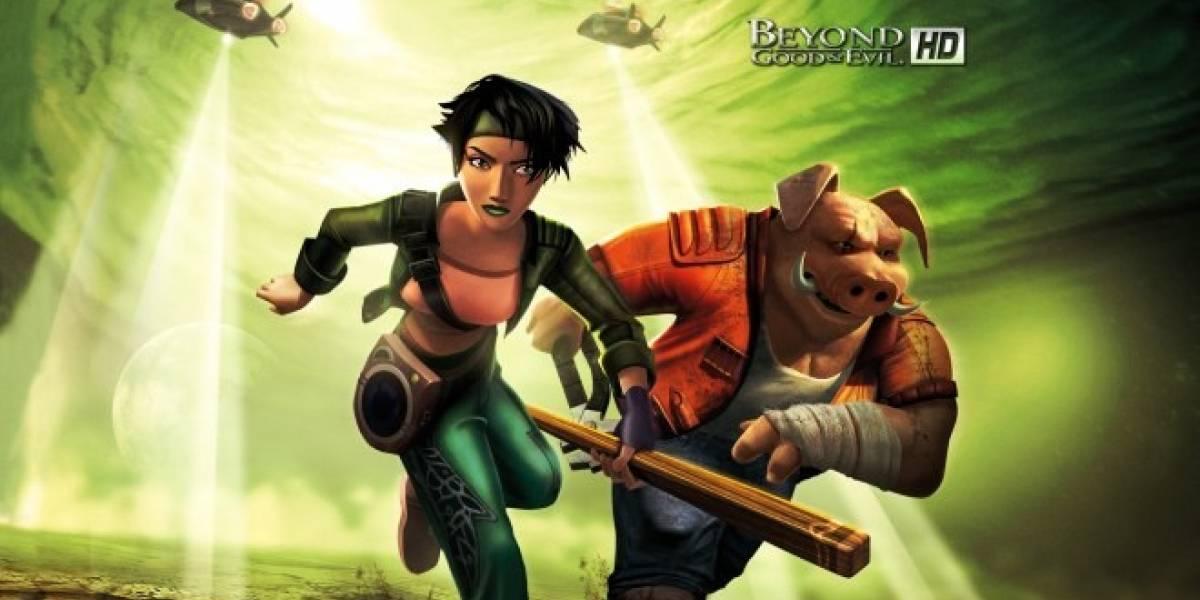 Beyond Good and Evil HD aparecerá a la venta en formato físico para Xbox 360