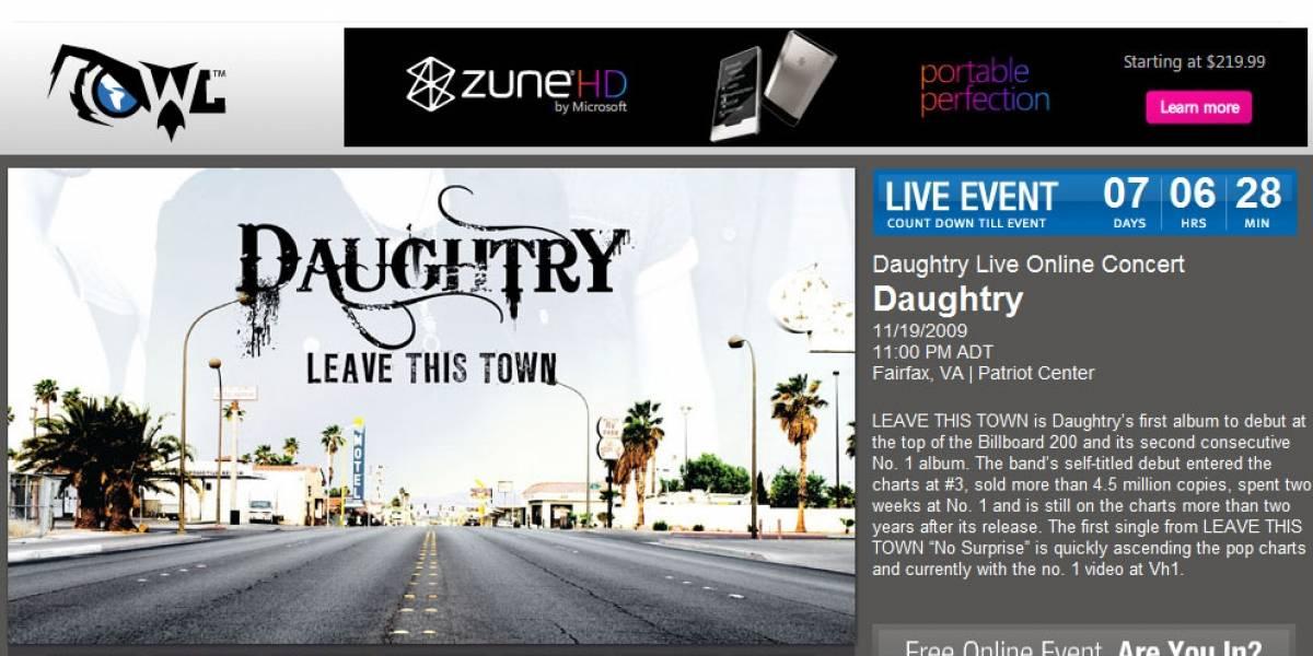 BillboardLive ofrecerá conciertos en vivo y gratis por internet