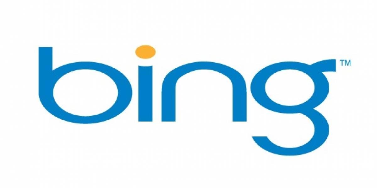 Lo más buscado en Bing en 2009