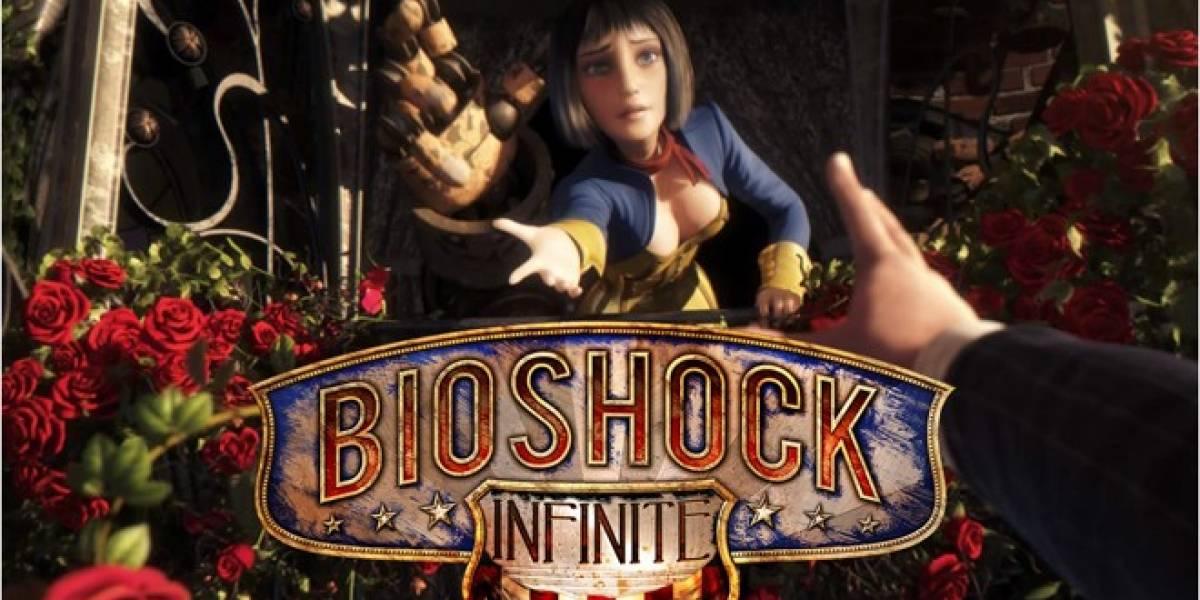 BioShock Infinite estrenará tráiler muy pronto