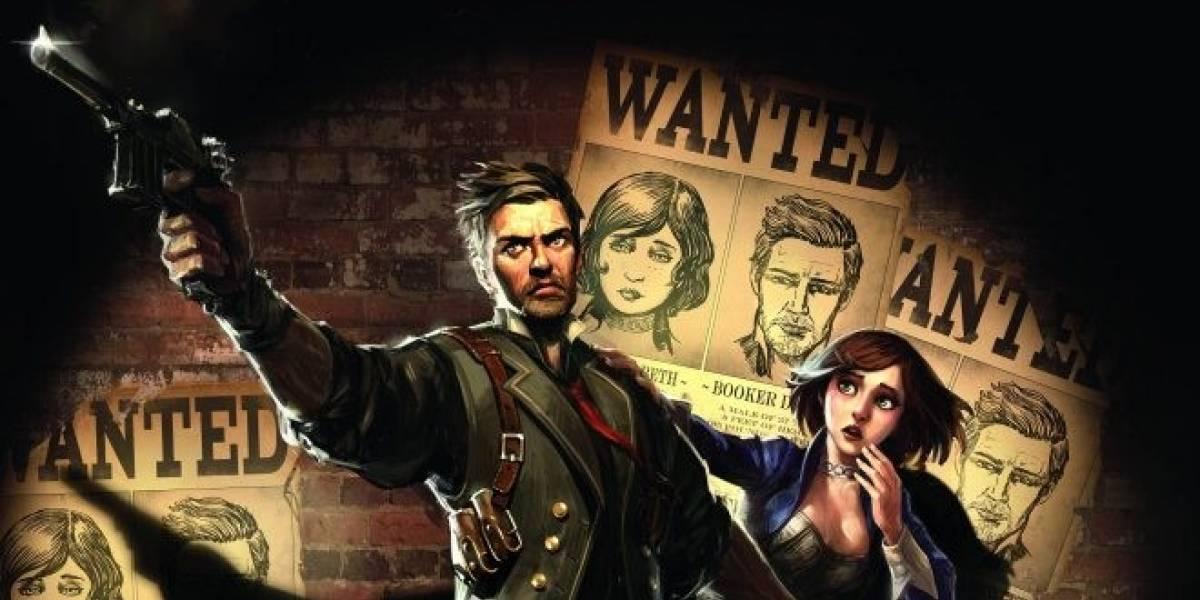 Bioshock Infinite contará con su propio libro de arte e ilustraciones