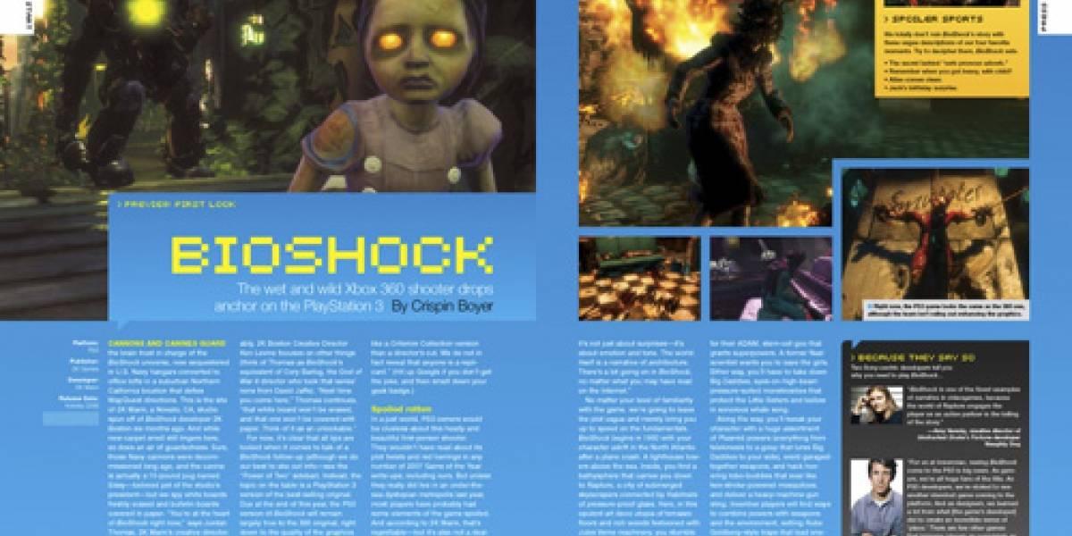 BioShock confirmado para la PS3