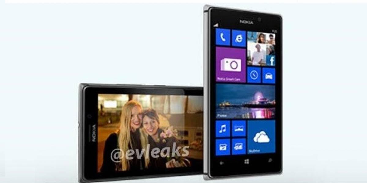 Imagenes del Nokia Lumia 925 se filtran a horas de su lanzamiento