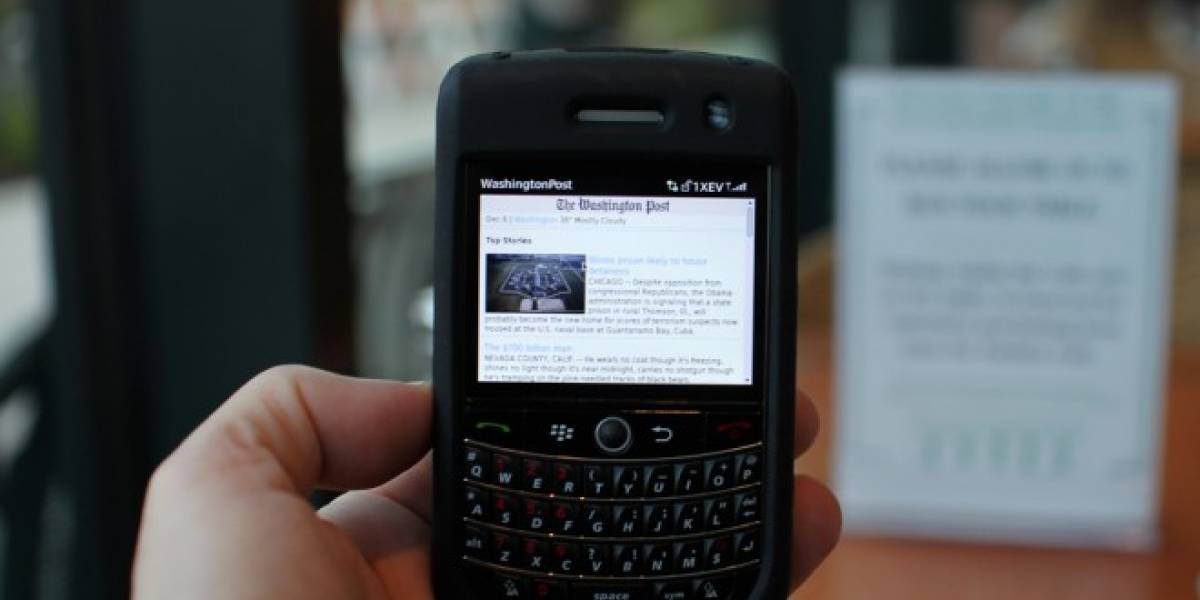 Reino Unido habría hackeado las BlackBerry de los diplomáticos en el G20 de 2009