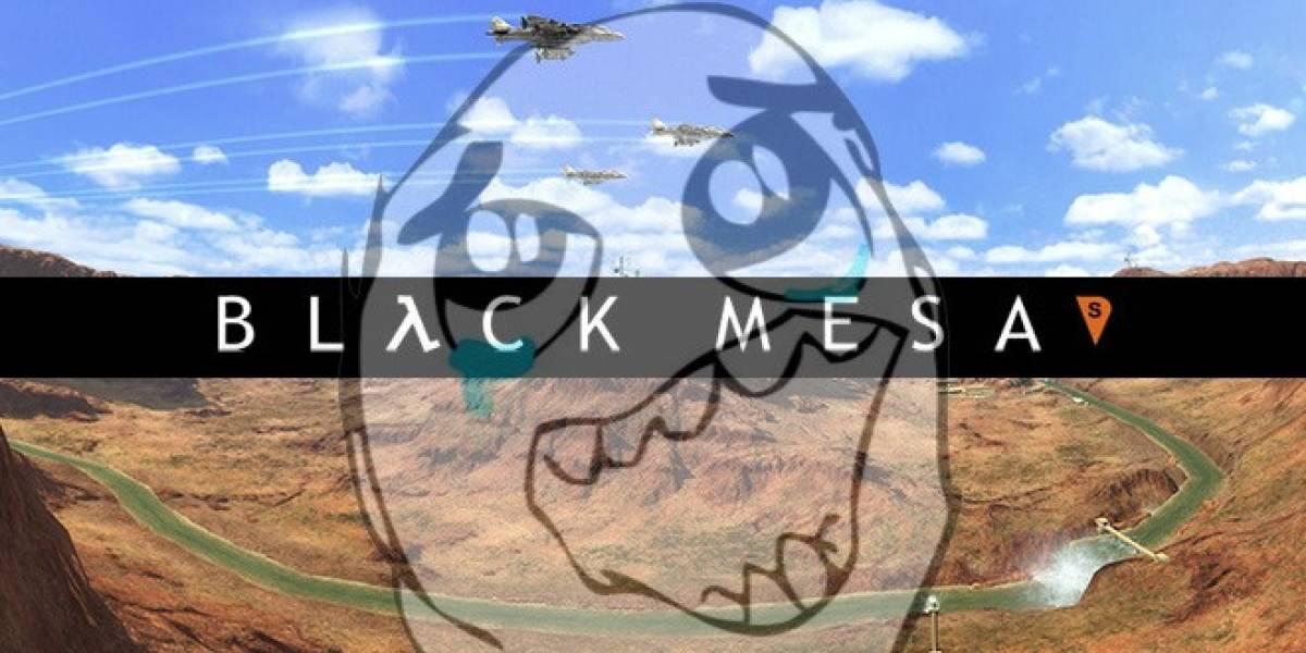 ¡Black Mesa: Source ya está listo para descargar!