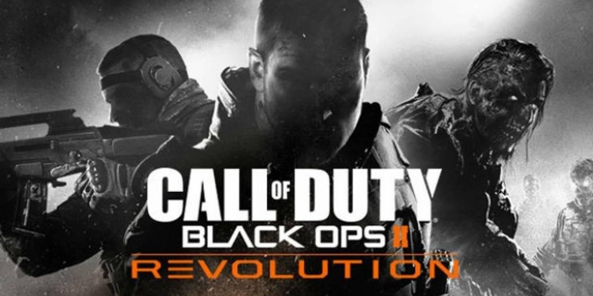 Se filtra más información de Black Ops II: Revolution