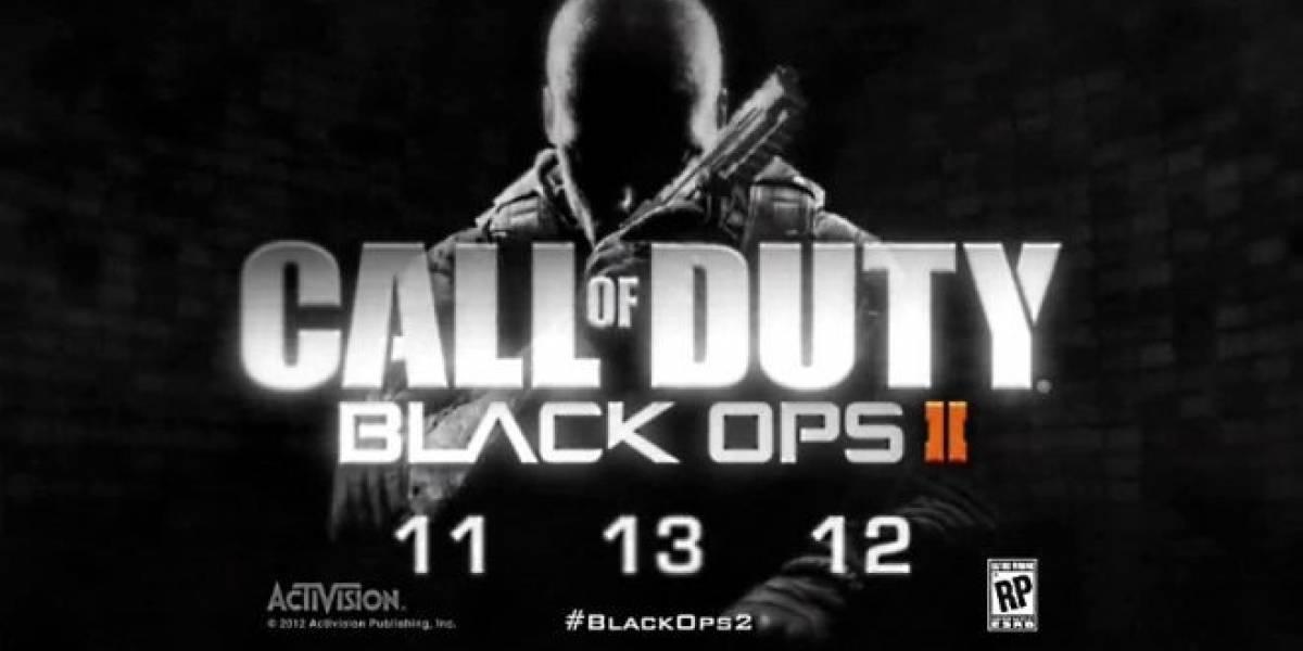 Black Ops II lidera listado de los tráilers más vistos en YouTube durante 2012