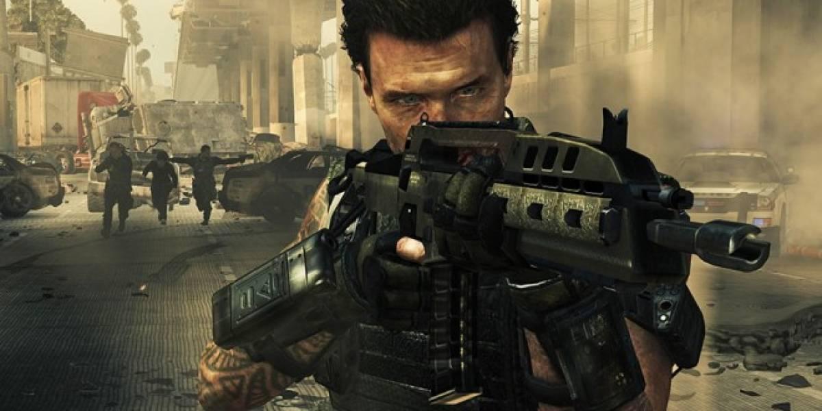 E3 2012: Así se vió Black Ops II en la conferencia de Microsoft