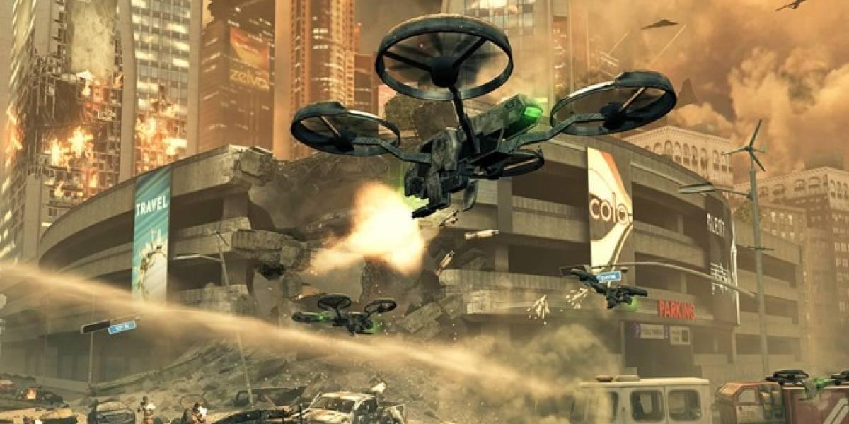 Black Ops II tendrá servidores dedicados y ranqueados en PC