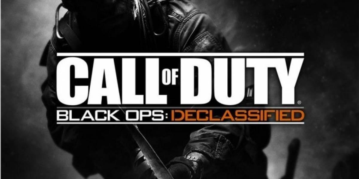 Activision anuncia que Black Ops: Declassified no tendrá zombis