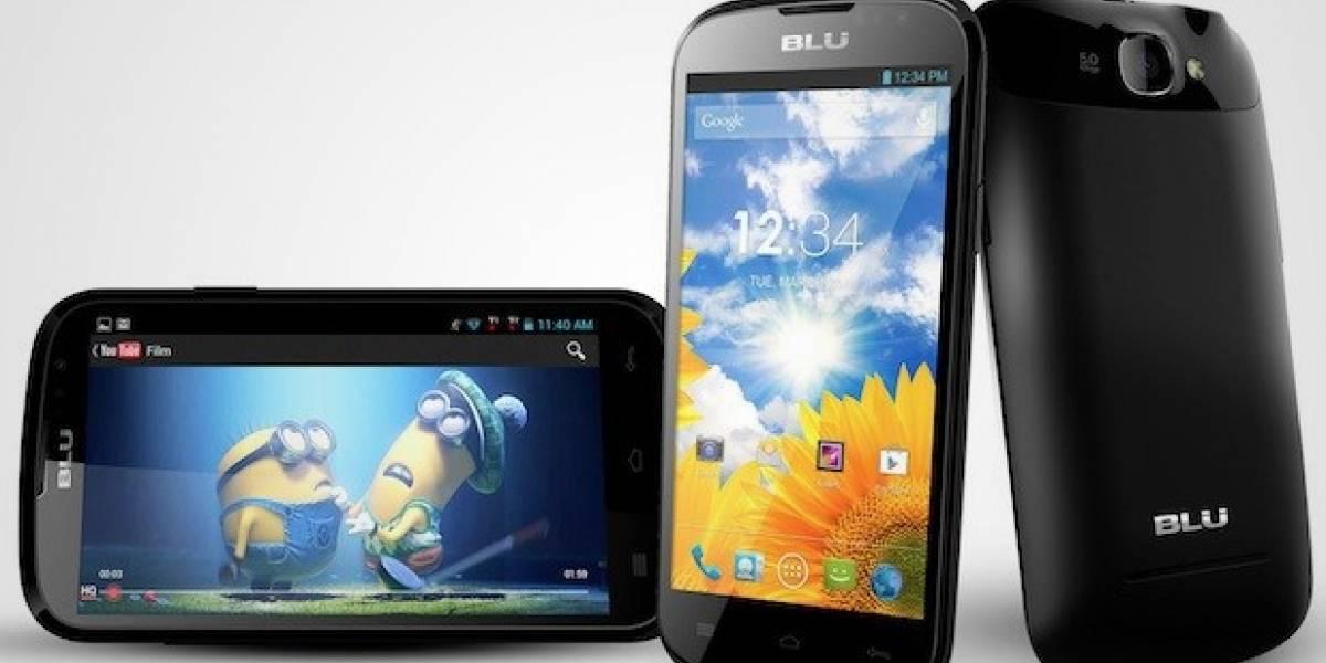 BLU Dash 4.5: Un smartphone con procesador de cuatro núcleos a USD$139