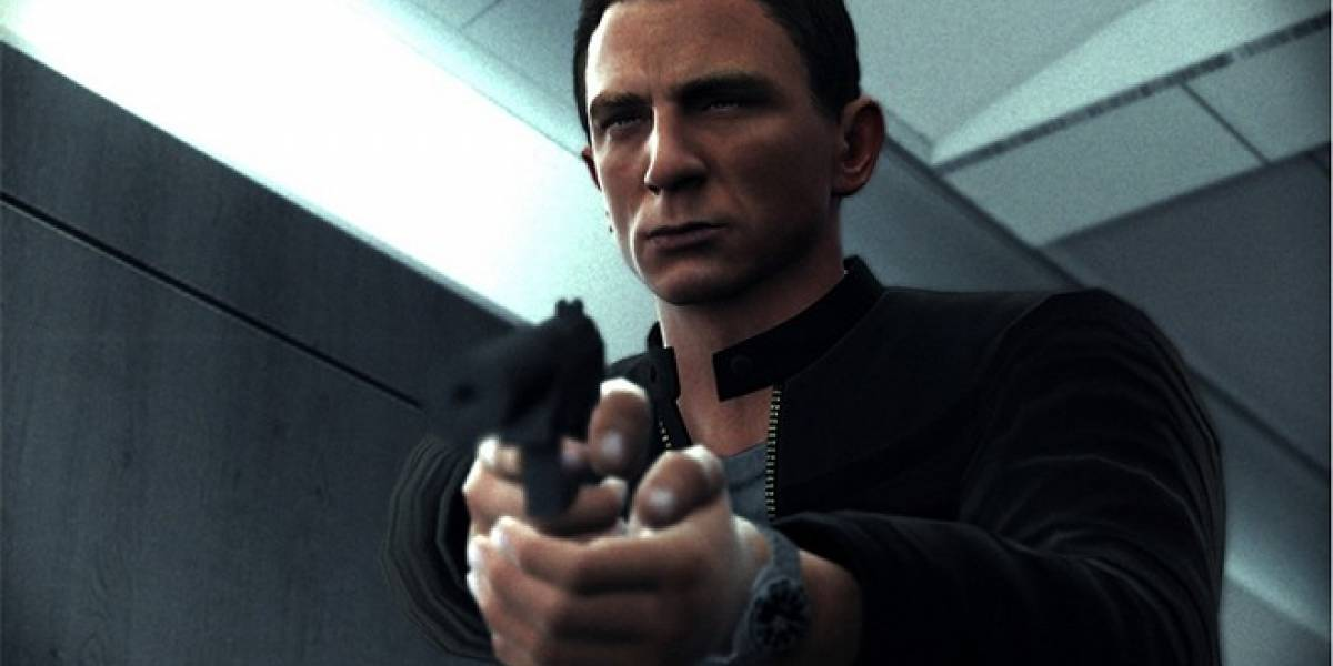 Retiran de Steam juegos de James Bond