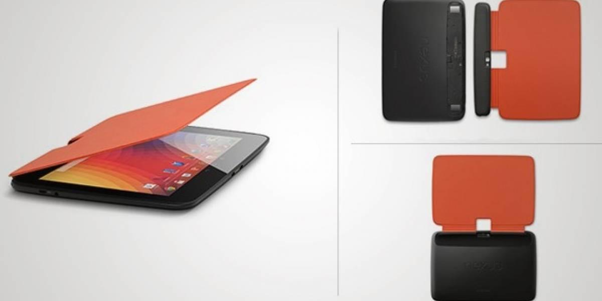 Google lanza el primer accesorio oficial para el Nexus 10
