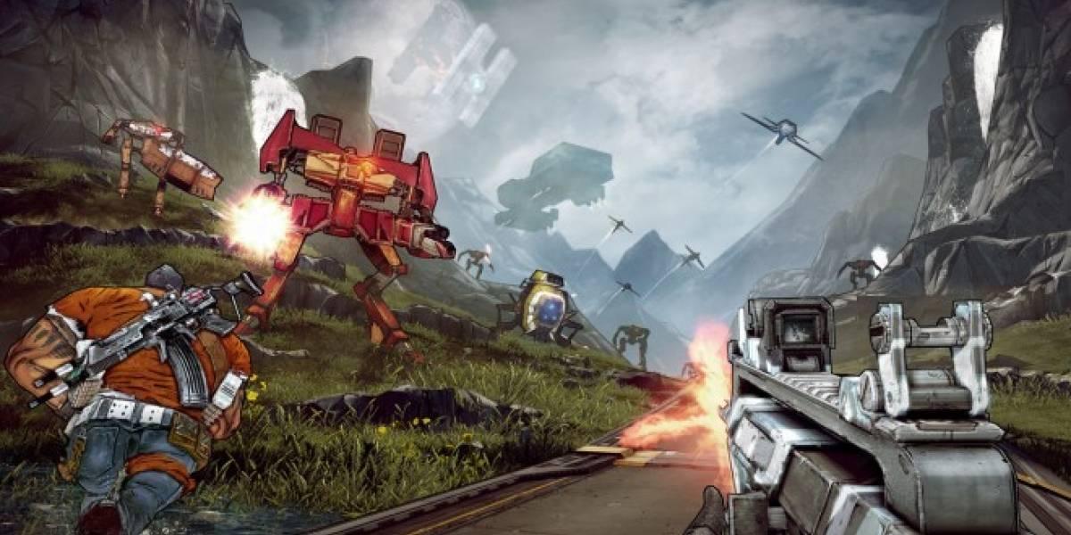 Gamescom 2012: Las armas de Borderlands 2 se muestran en nuevos videos