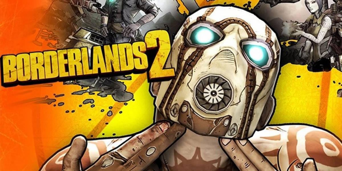 Nuevo DLC de Borderlands 2 ya tiene fecha de salida y estrena tráiler