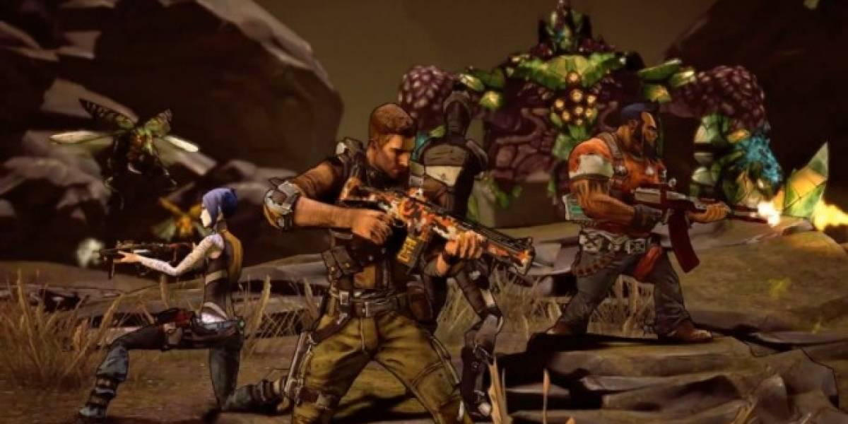 Borderlands 2 es el tercer juego con más reservas en la historia de Take Two