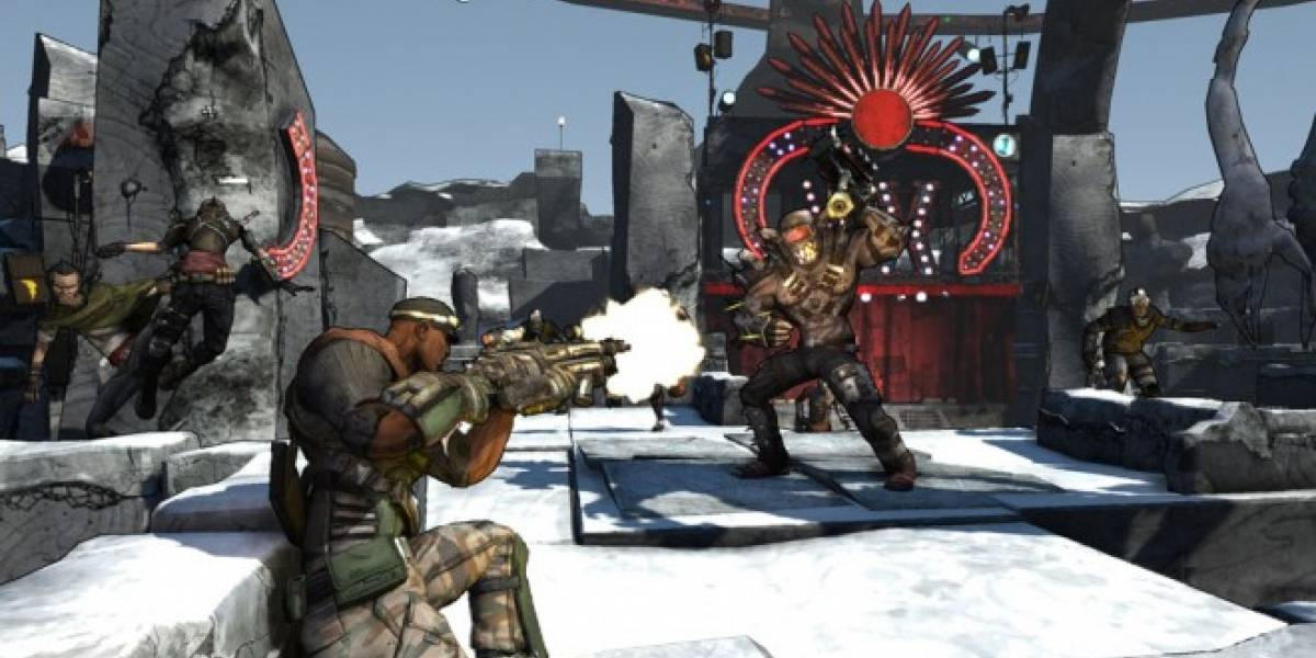 Jueguen Borderlands gratis durante el fin de semana, solo en Steam
