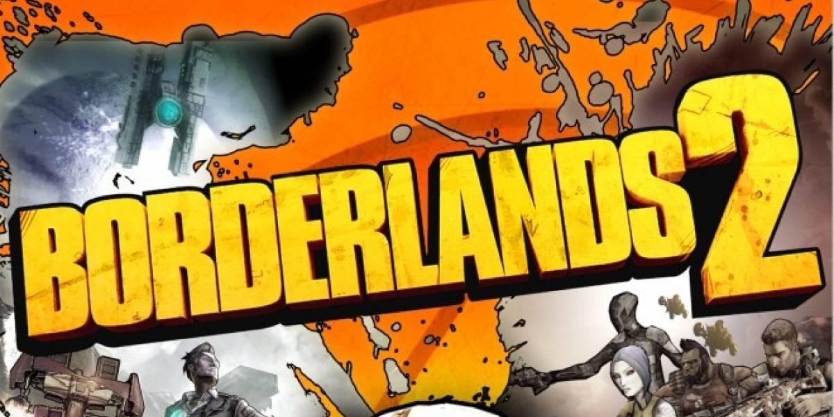 A primera vista: Borderlands 2