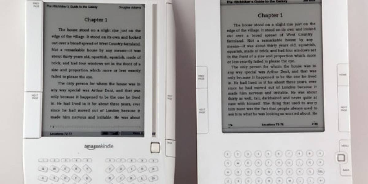 Kindle 1 remanufacturado por $149 dólares