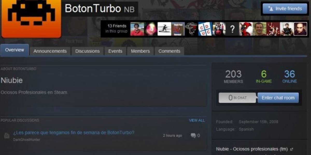 La nueva Comunidad de Steam ya está disponible para todos