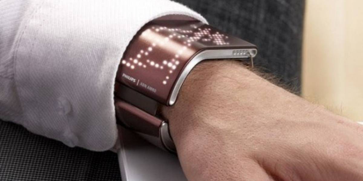 Philips Rationalizer: Concepto de brazalete que muestra tu nivel emocional
