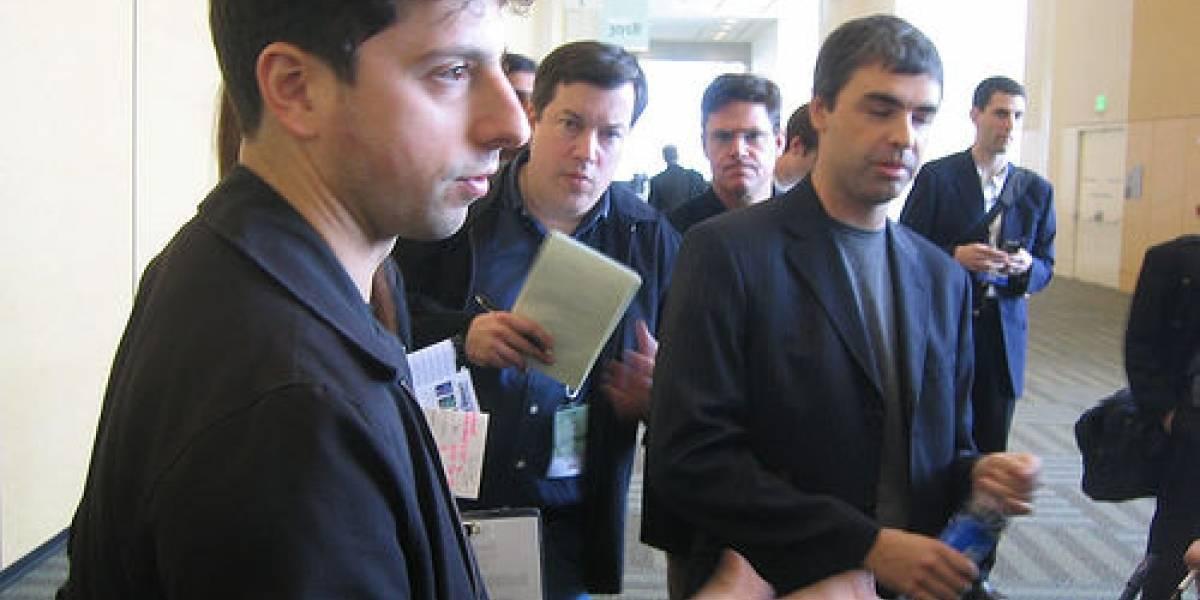 Larry Page y Sergey Brin planean vender 10 millones de acciones de Google